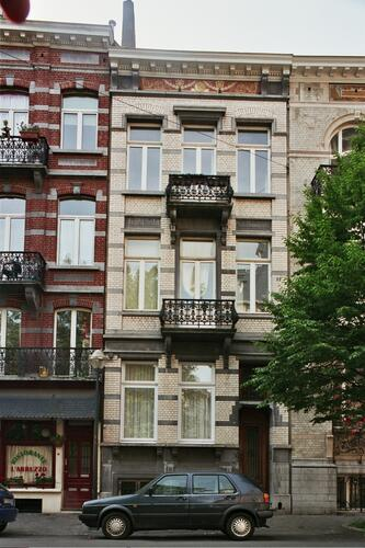 Rue de Savoie 36, 2004