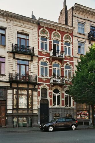 Rue de Savoie 66, 2004