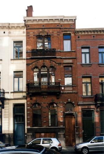 Rue Simonis 13, 2004