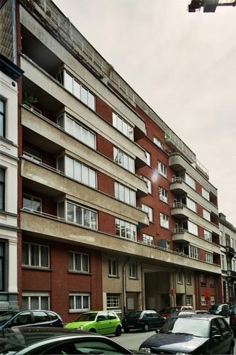 Rue Simonis 14-14a-14b, 1998