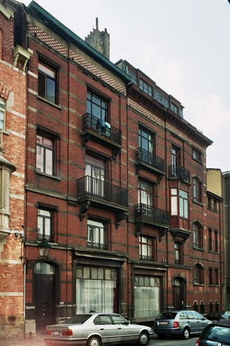 Rue de la Source 11 et 9, 2004
