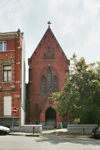 Sint-Bernarduskapel en Karmelitessenklooster