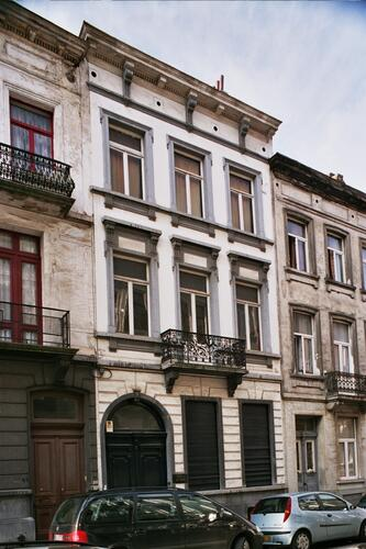 Rue de Suède 41, 2004