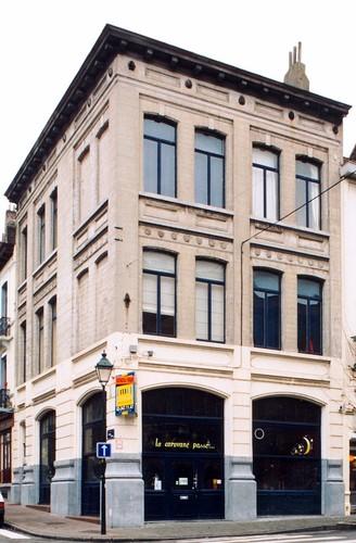 Rue d'Espagne 1 et rue de Tamines 2, 2003
