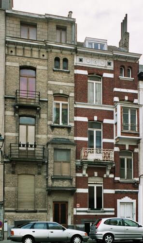 Rue Tasson-Snel 17, 15, 2004