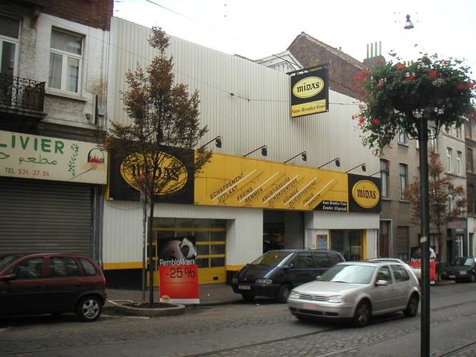 Rue Théodore Verhaegen 22, 2004