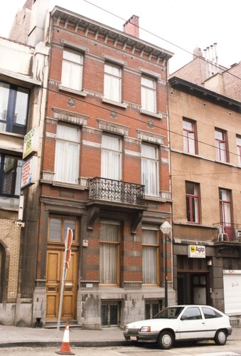 Rue Théodore Verhaegen 66, 1999