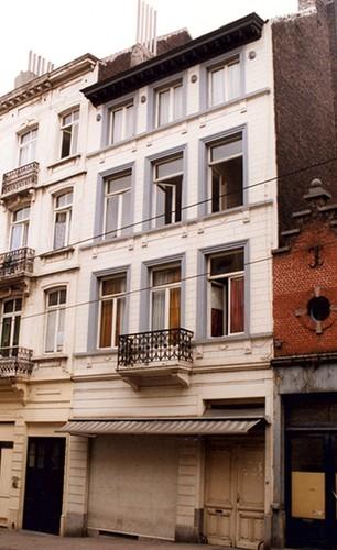 Rue Théodore Verhaegen 85, 1999