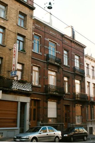 Rue Théodore Verhaegen 168 et 170, 1998