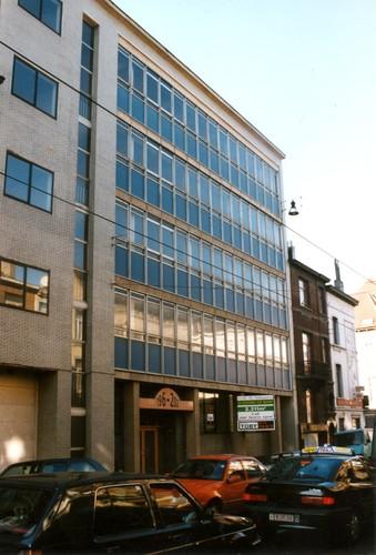 Rue Théodore Verhaegen 196-202, 1997
