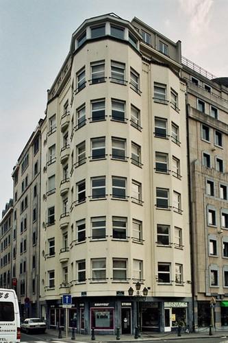 Avenue de la Toison d'Or 60b-c-d et rue De Joncker 1, 2004