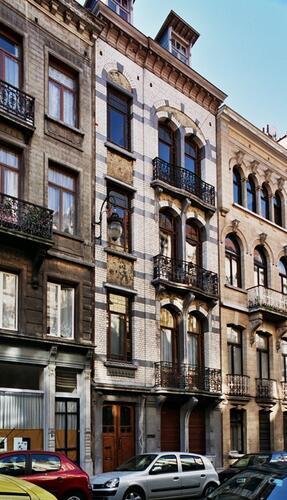 Rue Vanderschrick 10, 2004
