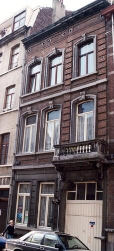 Rue Vanderschrick 103, 2004