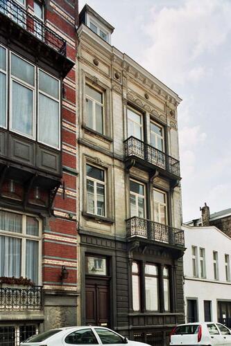 Rue Veydt 19, 2004
