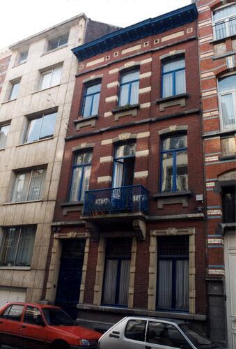 Rue Veydt 23, 1999