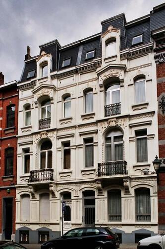 Rue de la Victoire 166 et 168, 2004