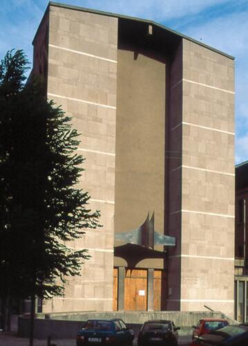 Église Sainte-Alène