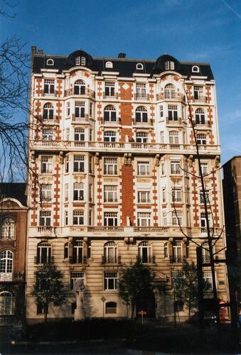 Avenue des Villas 55a (photo 2003)