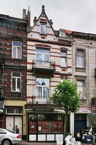 Chaussée de Waterloo 217, 2004