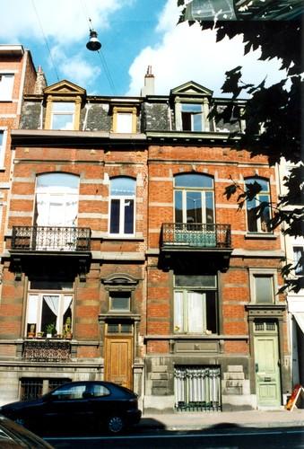 Waterloosesteenweg 312 en 314, 2003