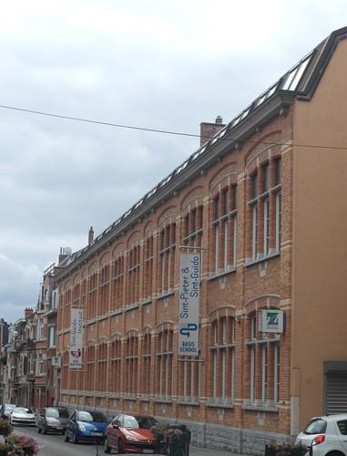 Rue Docteur Jacobs 49, 2015