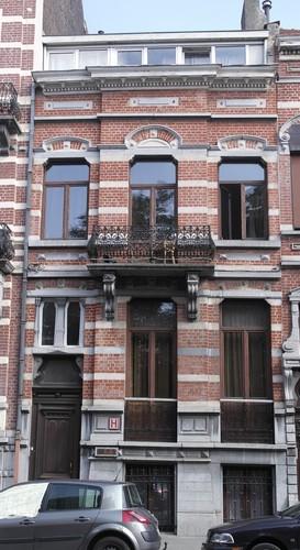 Rue Emile Carpentier 41, 2015
