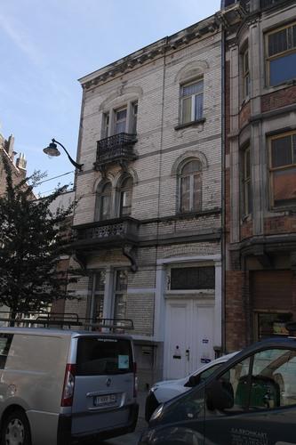 Rue Georges Moreau 108, 2015
