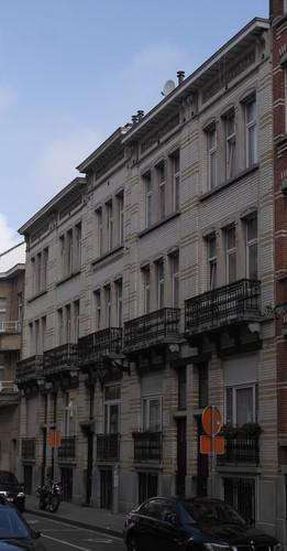 Rue du Transvaal 6, 8, 10, 12, 14