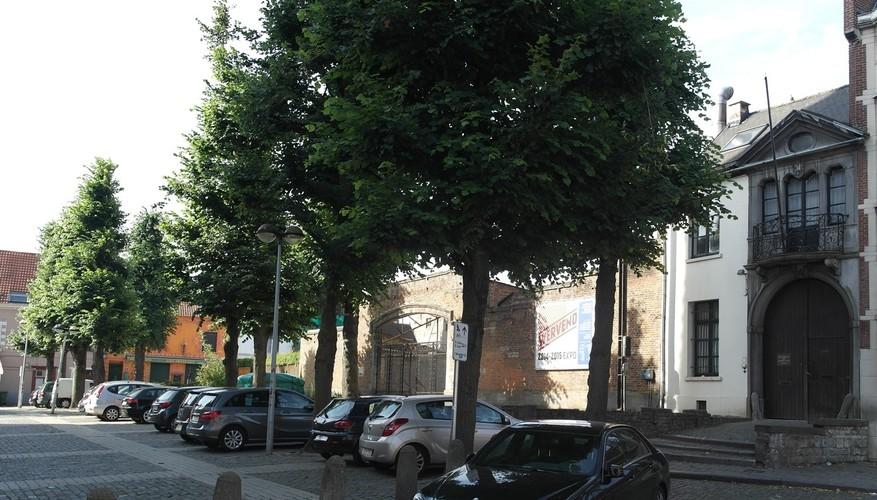Ancienne propriété Vandenpeereboom. Actuelle Academie voor Beeldende Kunsten van Anderlecht (ABKA)