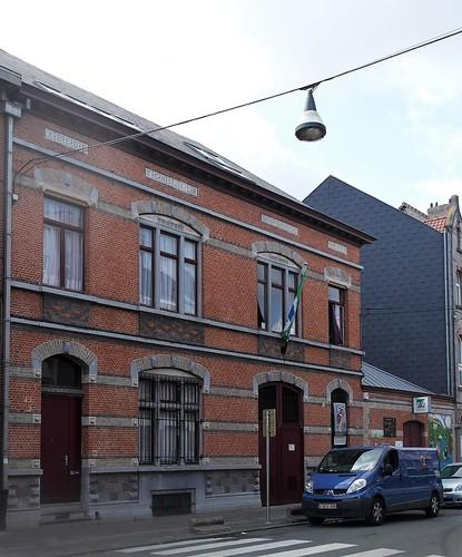 Rue Van Soust 78-80-82, 2015