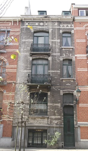 Rue Victor Rauter 209, 2015