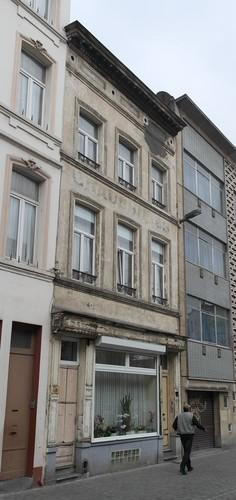 Rue du Comte de Flandre 6, 2015