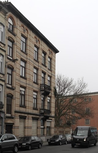 Rue de l'escaut 1, 2015