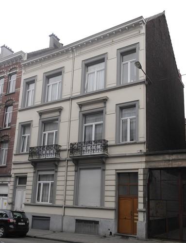 Rue de l'escaut 56, 58 et 60, 2015
