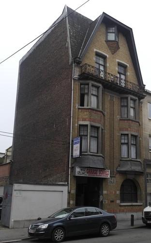 Rue de l'escaut 118, 2015