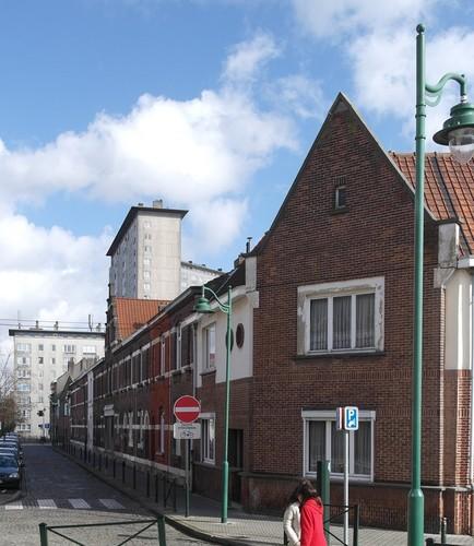 Rue Eugène Degorge 9, 11, 13, 15, 17, 19, 21, 23, 25, 27, 29, 31, 33, 35