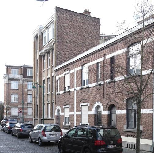 Rue Eugène Degorge 10, 12, 14, 16, 18, 20, 22, 24, 26, 28, 30
