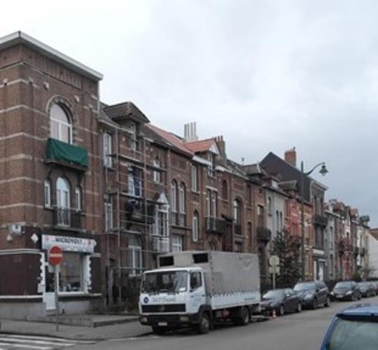 Chaussée de Gand 322A - rue Jules Delhaize 1, chaussée de Gand 324 à 352, 2015