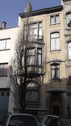 Avenue Jean Dubrucq 40, 2015