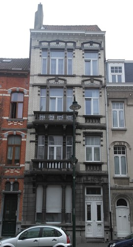 Avenue Jean Dubrucq 47, 2015