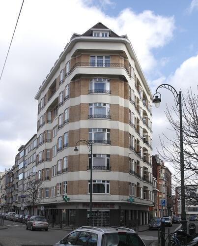 Boulevard du Jubilé 77-79-81, 2015