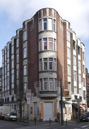 Boulevard du Jubilé 196 - rue de l'Escaut 109, Bd. du Jubilé 198 - rue de l'Escaut 111, Bd. du Jubilée 200, 2015