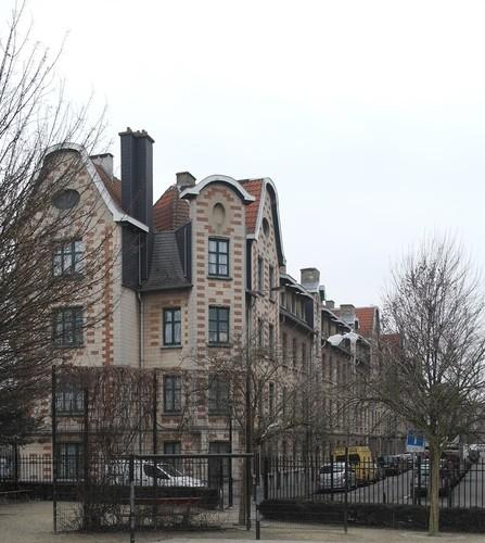 Cité du Laekenveld