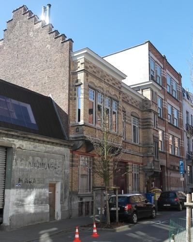 Rue Le Lorrain 82-84-86, 2015