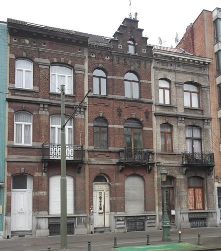 Boulevard Leopold II 37, 39 et 41, 2016