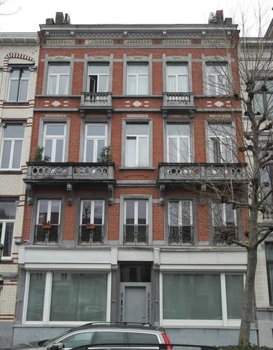 Boulevard Leopold II 161-163, 2016