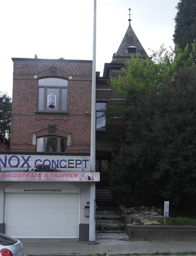 Chaussée de Ninove 1112, 2015