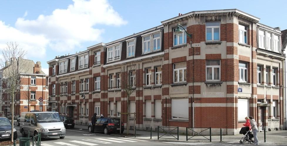 Rue du Lierre 2, Rue Osseghem 90-92, Rue R.-J. Demessemaeker 2 et rue Osseghem 88, 2015