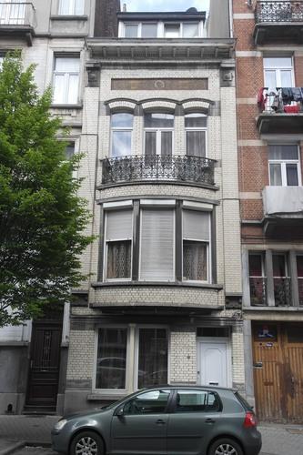 Rue d'Ostende 105, 2015