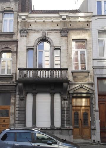 Rue de l'Ourthe 21, 2015